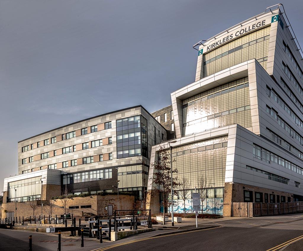 Huddersfield Centre