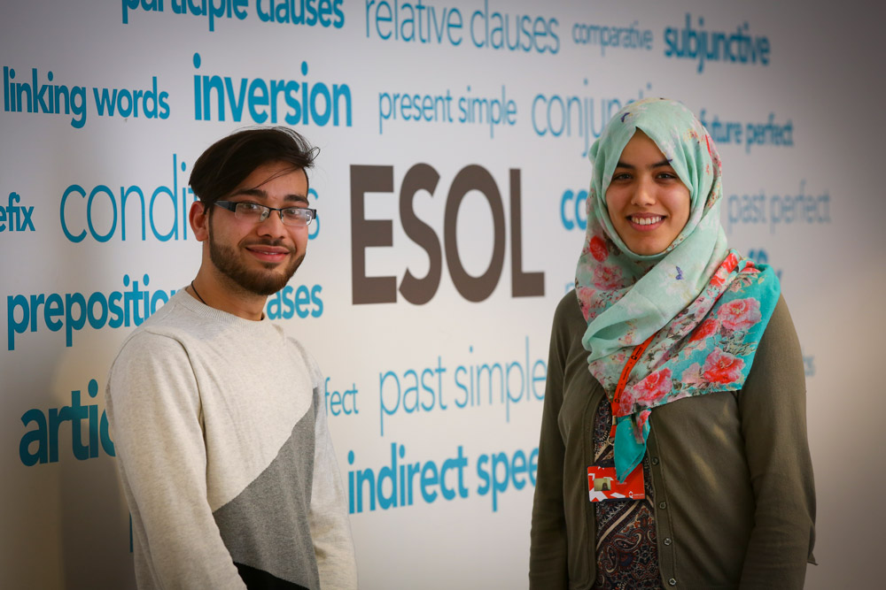 ESOL students