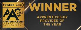 AAC2021-signature badge - Apprenticeship Provider